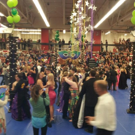 Clearwater Prom 2012 Photo 03