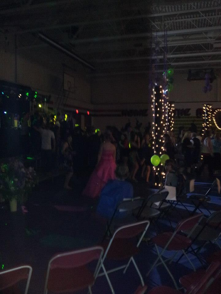 Clearwater Prom 2012 Photo 05