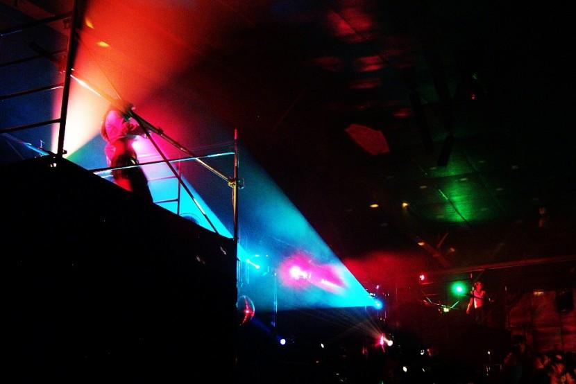 Laser Light Show Photo 07