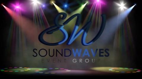 Sound Waves Logo sample