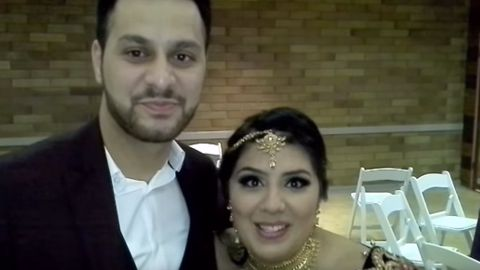 Charan and Harmeet Sept 11, 2016
